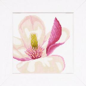 Набор для вышивания Lanarte PN-0008305 Magnolia Flower