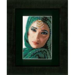 Набор для вышивания Lanarte PN-0149535 Eastern Beauty