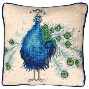 Набор для вышивания Bothy Threads подушка квадрат Practically