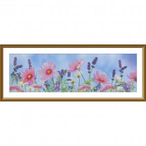 """Набор для вышивания крестом Новая Слобода СР-6231 """"Полевые цветы"""""""