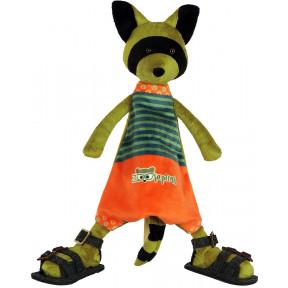 Набор для шитья мягкой игрушки ZooSapiens Енотик ММ3005 фото