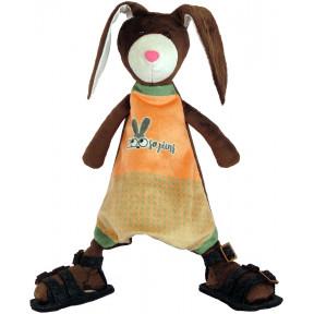 Набор для шитья мягкой игрушки ZooSapiens Шоколадный заяц