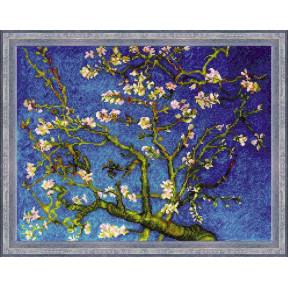 """Набор для вышивки крестом Риолис """"Цветущий миндаль"""" 1698"""