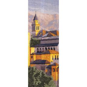 Схема для вышивания Heritage Crafts Alhambra HC771