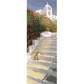 Схема для вышивания Heritage Crafts Greek Steps HC526