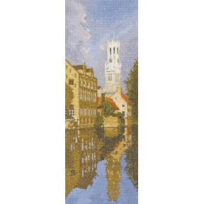 Схема для вышивания Heritage Crafts Bruges HC706