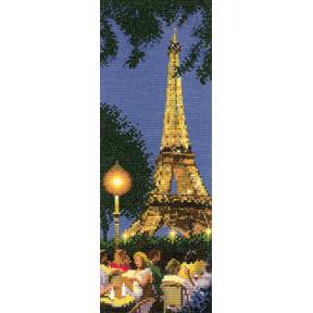Схема для вышивания Heritage Crafts Paris HC565