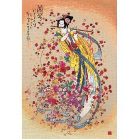 Набор для вышивания Anchor MAIA Goddess of Prosperity 01205