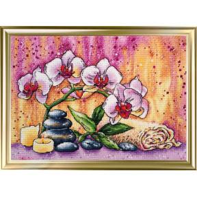 Набор для вышивания ЛанСвіт Магическая орхидея А-008