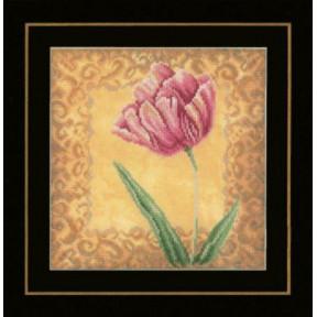 """Набор для вышивания Lanarte  Tulip """"Тюльпан"""" PN-0169677"""