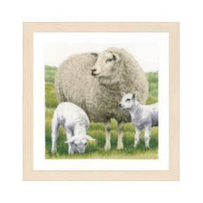 """Набор для вышивания Lanarte Sheep """"Овца"""" PN-0171528"""