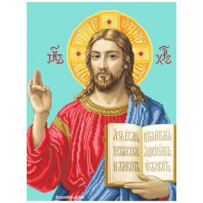 """Набор для вышивания бисером БС Солес """"Иисус (намисна)"""" ІН фото"""