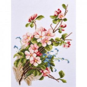 """Набор для вышивки крестом Повитруля """"Яблони в цвету"""" P6-031 фото"""