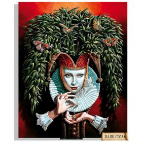"""Картина из бумаги Папертоль """"Зазеркалье. Жизнь"""" РТ150174 фото"""