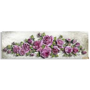 """Картина из бумаги Папертоль """"Римский букет"""" РТ150189 фото"""