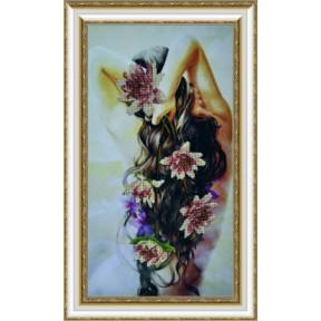 Набор для вышивания Картины Бисером Р-070 Нежность