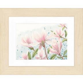 """Набор для вышивания Lanarte Magnolias """"Магнолии"""" PN-0149997"""