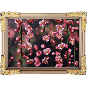 Набор для вышивания Картины Бисером Р-037 Весенний сад