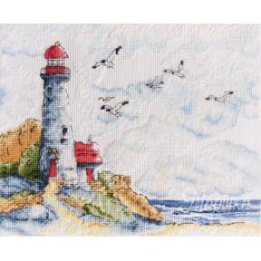 Набор для вышивания крестиком Марічка НКА-011 На пляже