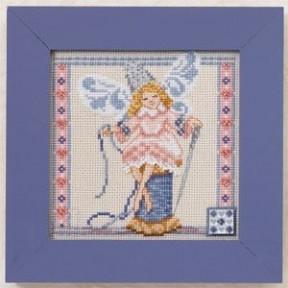 Набор для вышивания Mill Hill Needlework Fairy  JS301104