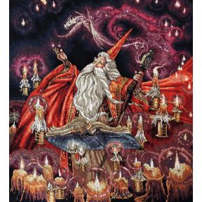 Набор для вышивания крестом Classic Design Волшебник 4437