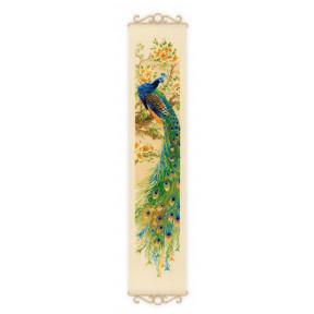 Набор для вышивания крестом Риолис «Восточный красавец» 1834