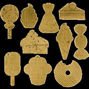 ЕНабор заготовок для вышивания по дереву Волшебная страна  FLSW-003