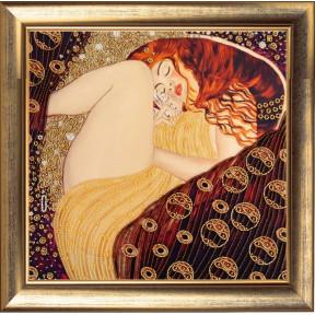 Набор для вышивания бисером Butterfly Даная (по мотивам картины Г. Климта) 823