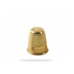 Наперсток Золото (18 мм) Premax (Италия) 40390