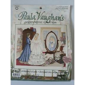 """Схема для вышивания """"Through a Mother's Eyes"""" by Paula Vaughan"""