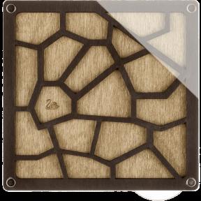 Органайзер для бисера с крышкой  Волшебная страна FLZB-045