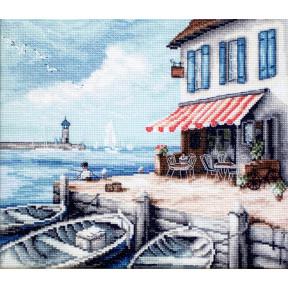 Набор для вышивания LETISTITCH Sea Port LETI 908