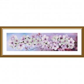 """Набор для вышивания крестом Нова Слобода """"Весны цветение"""" СР-6232"""