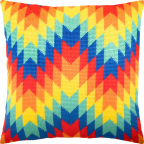 Набор для вышивки подушки Чарівниця Перу V-265