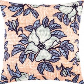 Набор для вышивки подушки Чарівниця Шиповник V-269