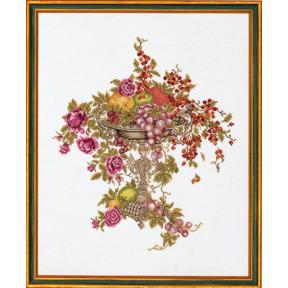 Набор для вышивания Eva Rosenstand Fruits 12-597 фото