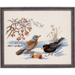 Набор для вышивания Eva Rosenstand Birds 12-543 фото