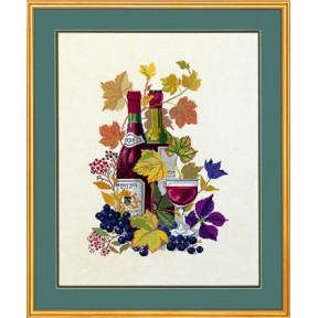 Набор для вышивания Eva Rosenstand Red wine 08-4366 фото