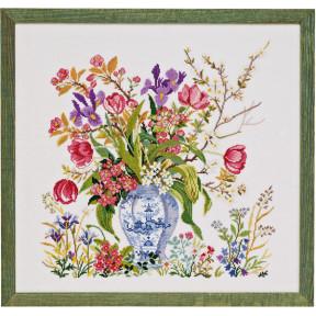 Набор для вышивания Eva Rosenstand Tulips 14-357 фото