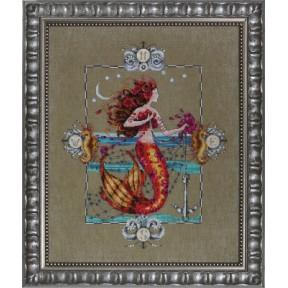 Схема для вышивания Mirabilia Designs Gypsy Mermaid MD126