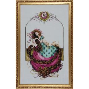 Схема для вышивания Mirabilia Designs Rapunzel MD145