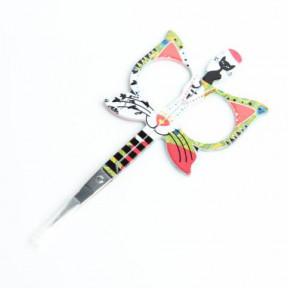 """Ножницы """"Котик""""  10 см Bohin (Франция) 98546-2"""