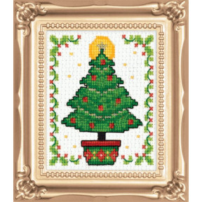 Набор для вышивания Design Works Christmas Tree 595