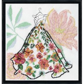 Набор для вышивания Design Works Ball Gown  3277