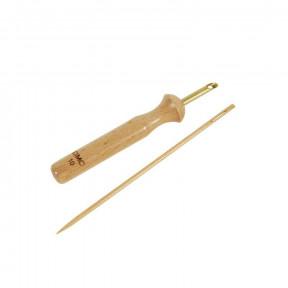 Инструмент для объемной вышивки + деревянная игла DMC U1899/10