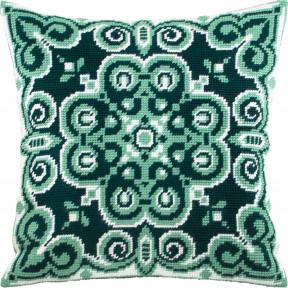 Набор для вышивки подушки Чарівниця  Багдад V-285