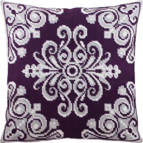Набор для вышивки подушки Чарівниця  Дамаск V-286