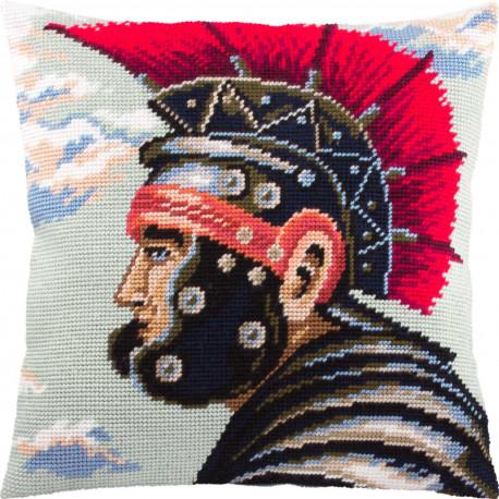 Набор для вышивки подушки Чарівниця  Центурион V-293