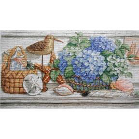 Набор для вышивания крестом Classic Design У моря 4475
