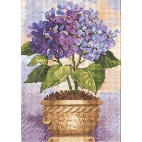 Набор для вышивания крестом Dimensions 06959 Hydrangea in Bloom